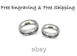 0.5ct Round Cut Diamond Wedding Ring Band 14k White Gold Finish Vintage Inspired