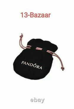 Genuine Pandora Vintage Allure Sterling Silver Earrings 290721CZ S925 ALE UK