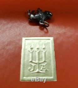 James Avery Vintage & Very Rare Retired Sterling Silver Buffalo charm