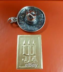 James Avery Vintage & Very Rare Retired Sterling Silver Sombrero charm