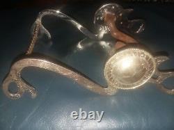 Vintage Vogt western sterling silver show bit great Christmas gift