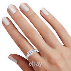 1 1/2ct Simulated Diamond Vintage Style Ring 14k White Gold Over Bridal Wedding 1 1/2ct Simulated Diamond Vintage Style Ring 14k White Gold Over Bridal Wedding 1 1/2ct Simulated Diamond Vintage Style Ring 14k White Gold Over Bridal Wedding 1