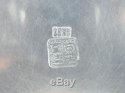 Antiquité Japonaise Antique Théière En Argent Sterling Sencha Ginbin 900ml 548g Chacha