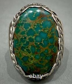 Bague D'argent Sterling Sterling Turquoise De Navajo Sterling De Navajo Turquoise