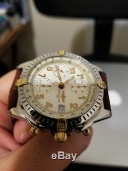 Breitling Chronomat B13050.1 Montre Homme Chronographe Automatique En Or 18k