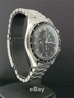 Omega Speedmaster Moonwatch 42mm Ref. St 145,022 Original Vintage Cal. 861