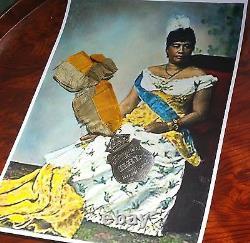 Reine Liliuokalani Vtg Bijoux Hawaïens Antique Iolani Palais Argent Sterling