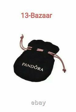 Véritables Boucles D'oreilles Pandora Vintage Allure Sterling Silver 290721cz S925 Ale Uk