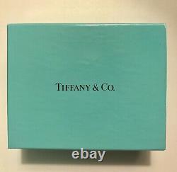 Vintage Tiffany & Co Sterling Silver Rose Stem Brooch Épingle